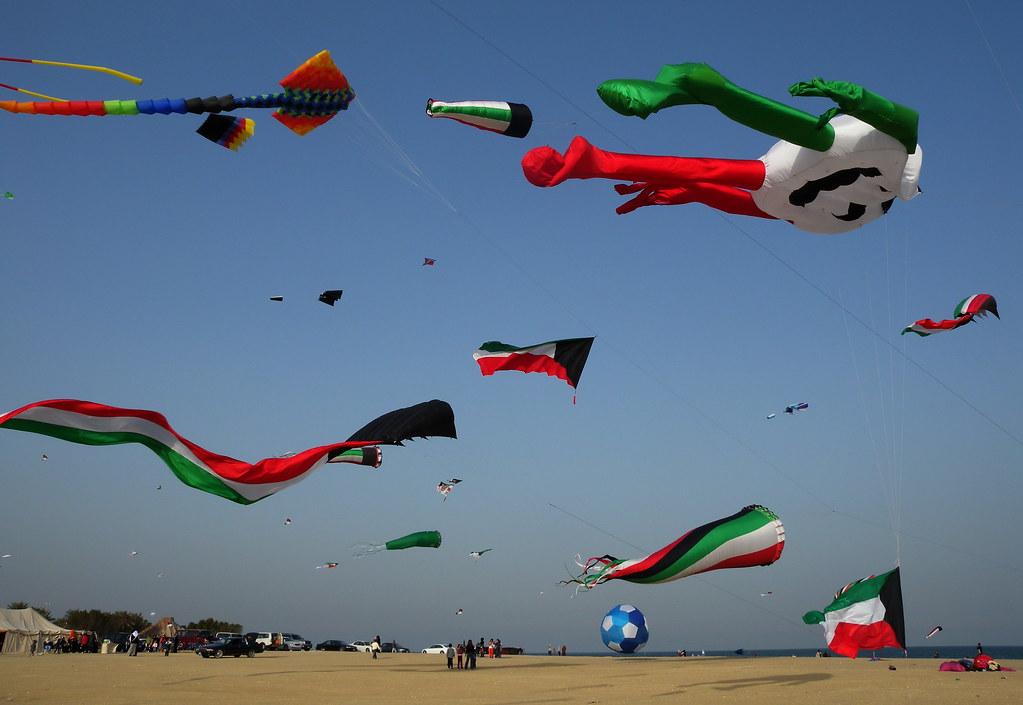 kuwait kites team