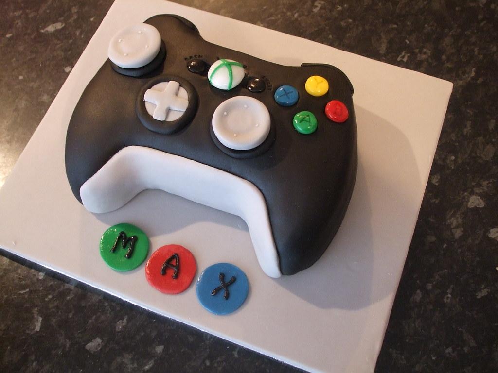 xbox 360 controller cake a photo on flickriver