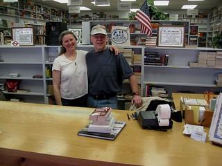 HQ Books owner