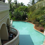 4598953351 Pool Surrounding Zari White Sands Hotel in Goa
