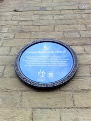 Photo of Edward Boardman blue plaque