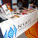 NSAIE Table at the Second Annual Ft. McDowell Yavapai Nation College Fair. by The National Society for American Indian Elderly