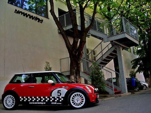 My MINI Cooper S by Vali Iovi