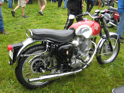 1965 BSA Gold Star