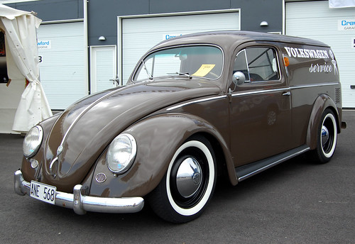 VW Beetle by T.Onnemar