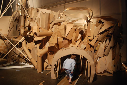 Cardboard Institutue of Technology