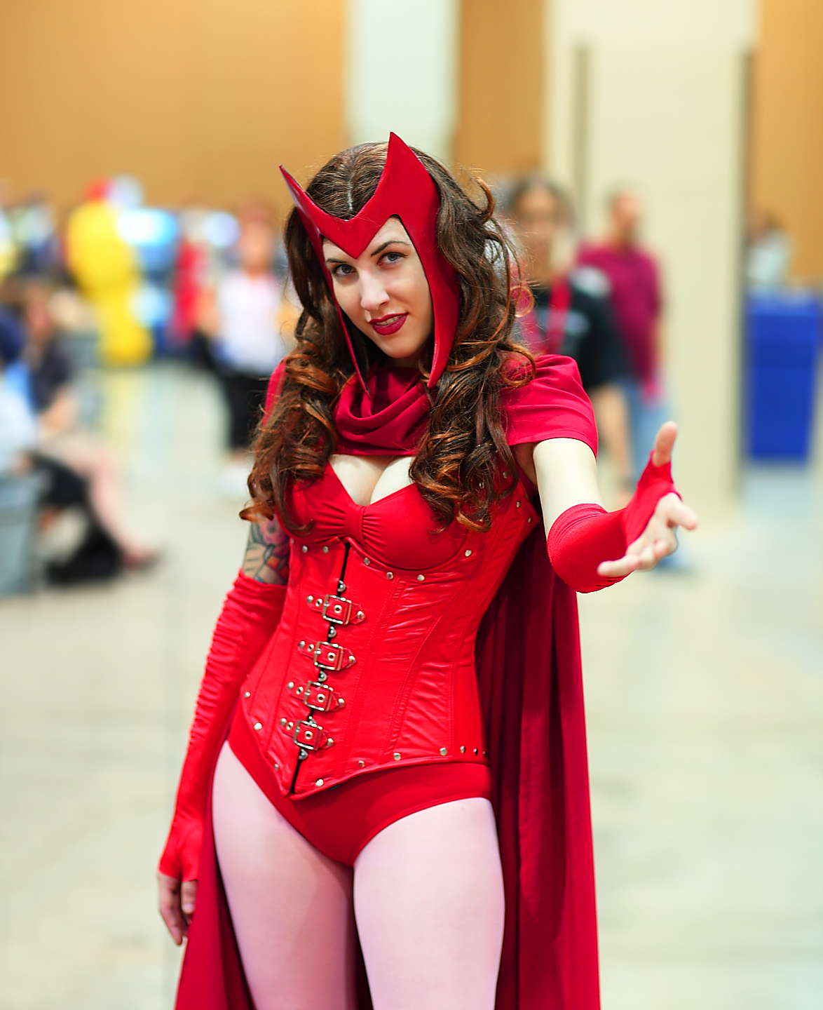 Scarlet Witch 2010 Phoenix Comicon