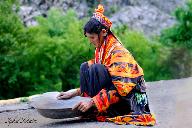 Daily life - Kalash Valley