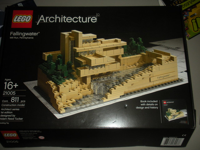 Falling water lego set flickr photo sharing - Falling waters lego ...