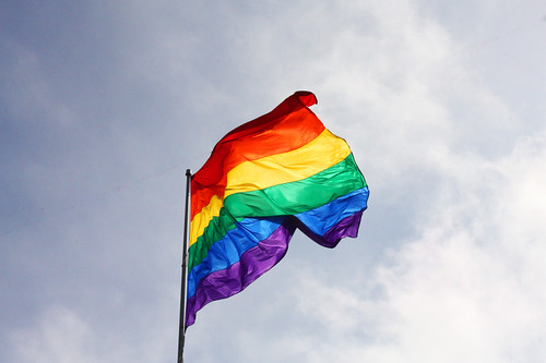 Pride Flag, San Francisco