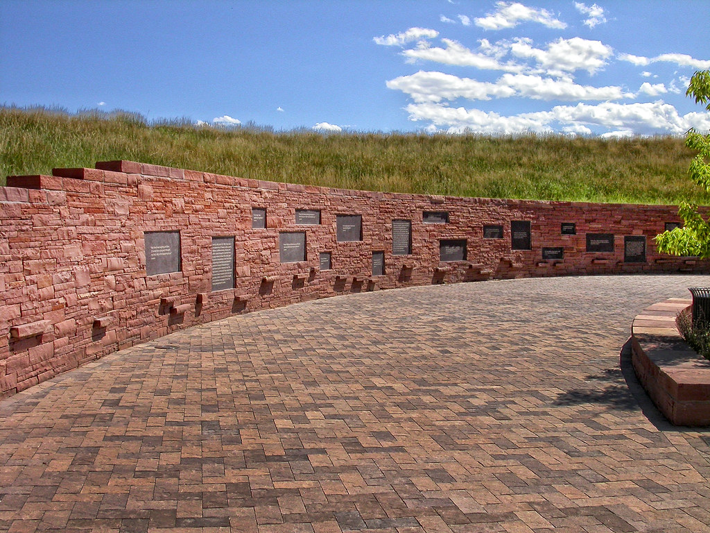 Columbine Memorial - Littleton, CO