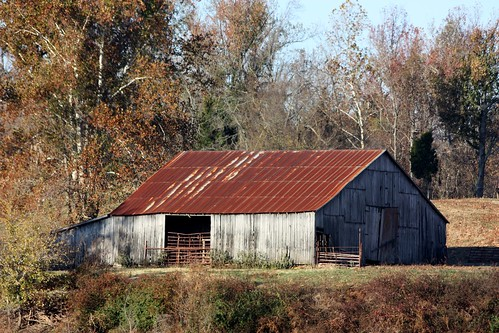 ~~~  Kentucky Barn ~~~