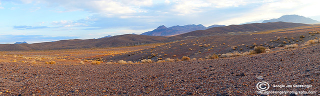 Pano of Death Valley