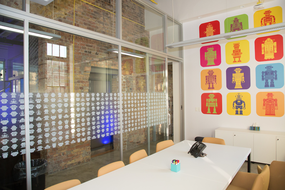 Check out our newly resdesigned office