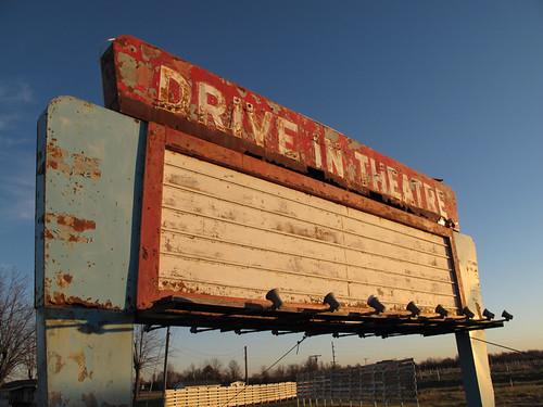 Drive In Movie Theater Abilene Tx