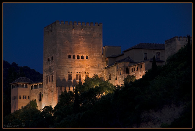 Torre de Comares  Flickr - Photo Sharing!