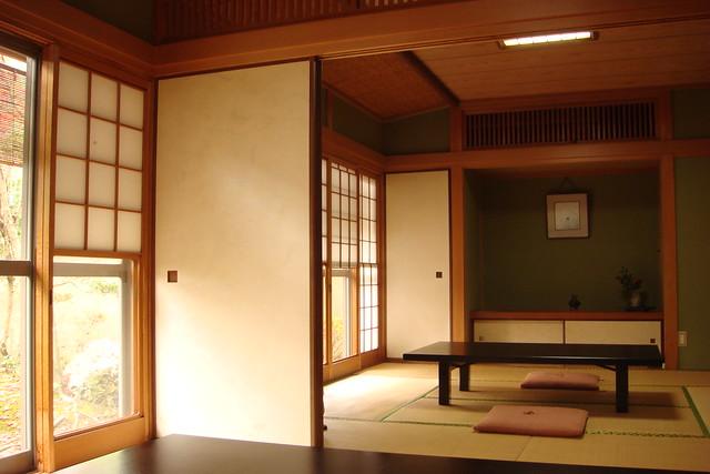 Koi-Chaya @ Sagano, Kyoto