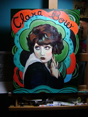 Clara Bow, Commission 2010