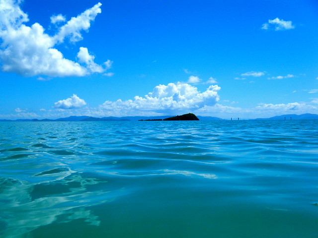 Great Barrier Reef, Australia - Flickr CC sackerman519