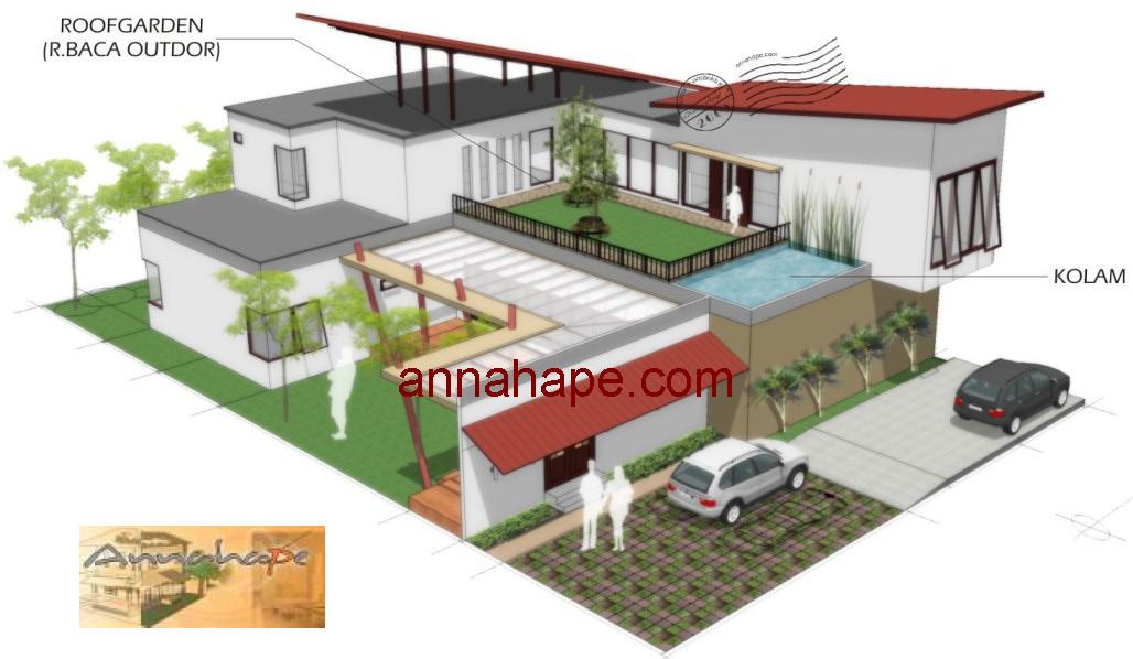 24 Download Desain Rumah Sketchup