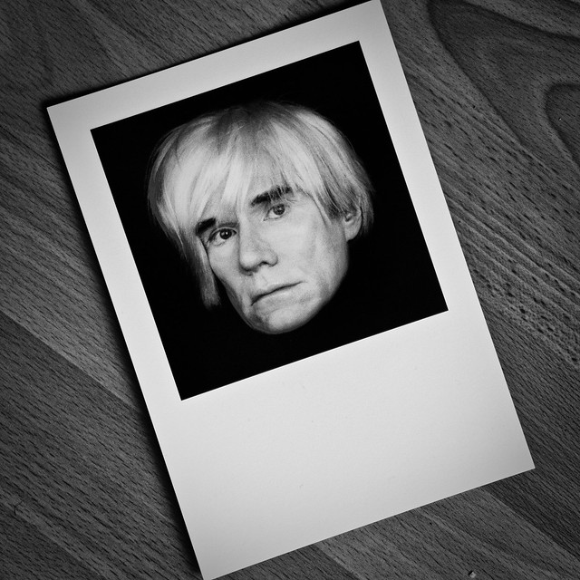 Project 365 Day 19: Andy Warhol's disembodied floating head [Explored!]