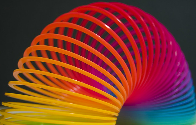 rainbow slinky | Explore Identity Photogr@phy's photos on ...