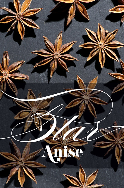 Star anise definition/meaning