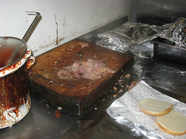 Chopping Block Food Truck