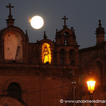Full Moon in Cusco, Peru