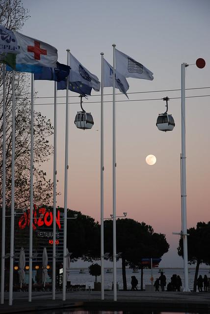 Parque das Nações, Lisbon