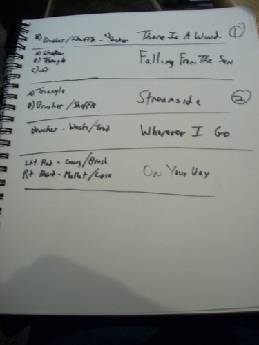 The Album Leaf's setlist on KALX