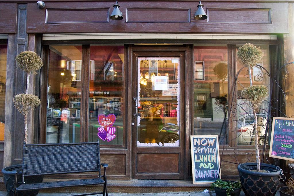 Ms Cafe Paris