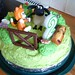Small photo of Timmy Time Birthday Cake