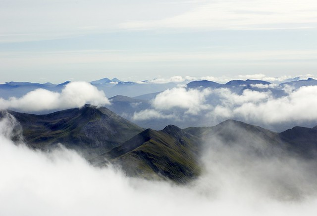 west from ben nevis