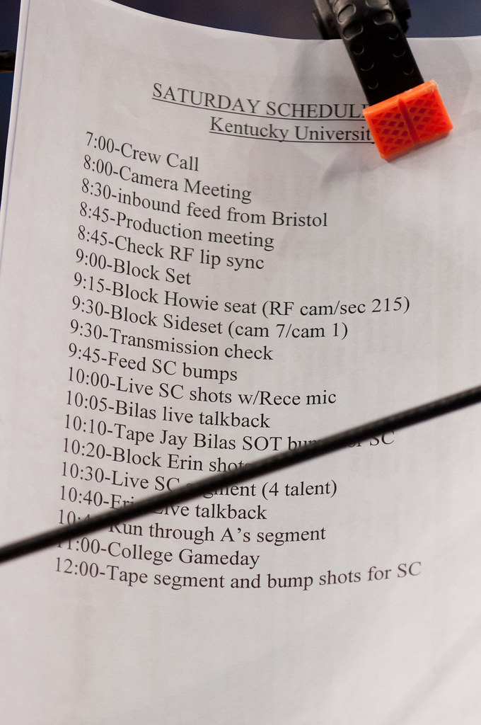 UK ESPN College Gameday 29