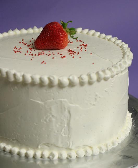 Strawberry Chiffon Buttercream Cake Recipes — Dishmaps