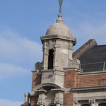 Digbeth Institute - Wren-style side cupolas