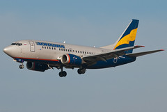 Donavia Airlines Boeing 737-528 VP-BLG (37924)
