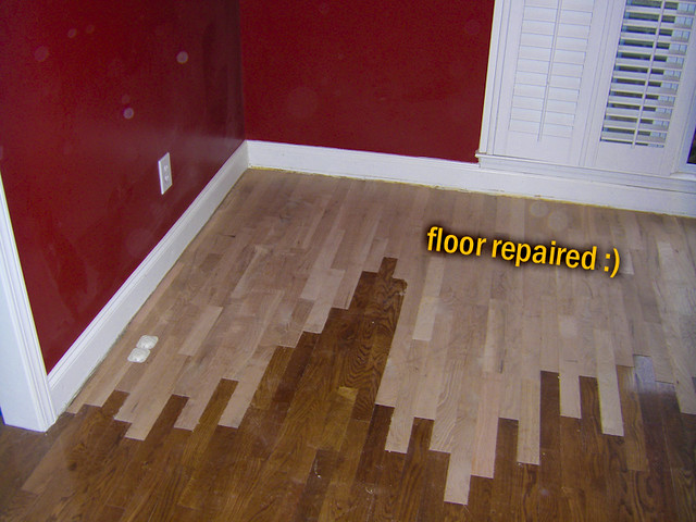 Atlanta Hardwood Flooring Repair 2 Flickr Photo Sharing