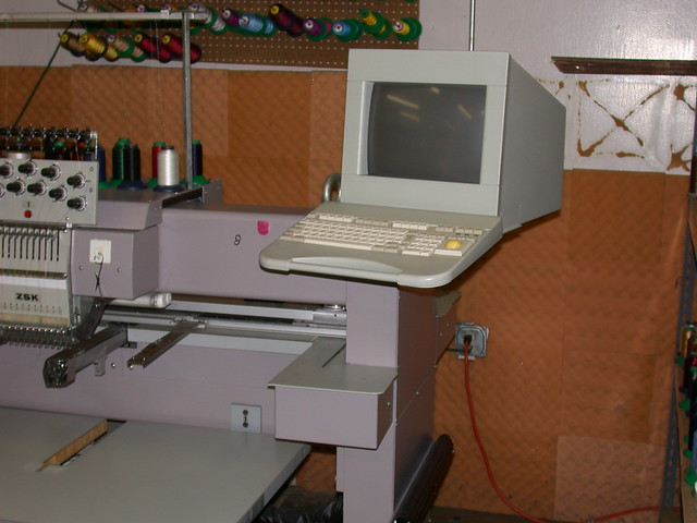 Zsk embroidery machine price makaroka