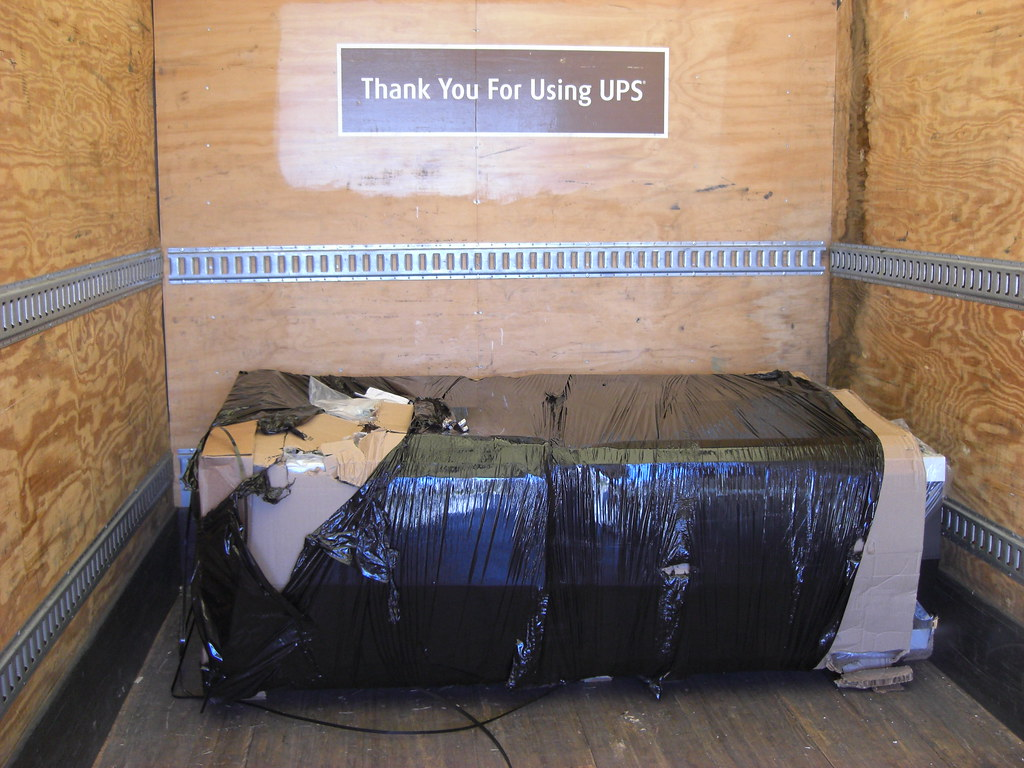 Thank You for Using UPS