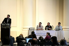 kent schnepp moderating a panel of reputation manage…