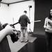 behind the scenes at studio42-0128 by just.julie