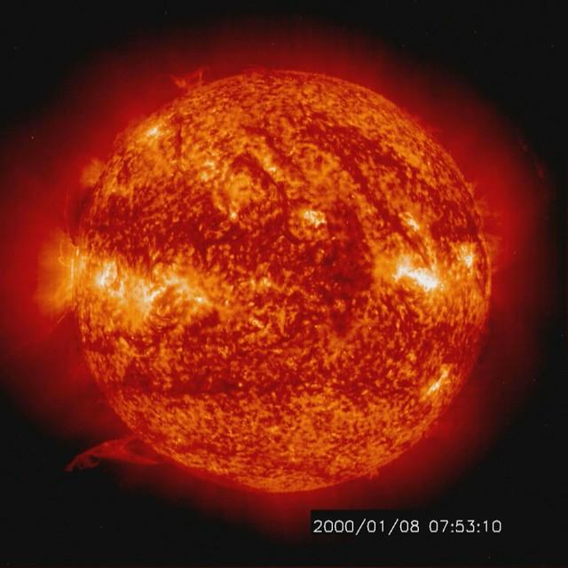 HD NASA Photos of the Sun - Pics about space