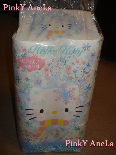 ★Hello Kitty Toilet Tissue★