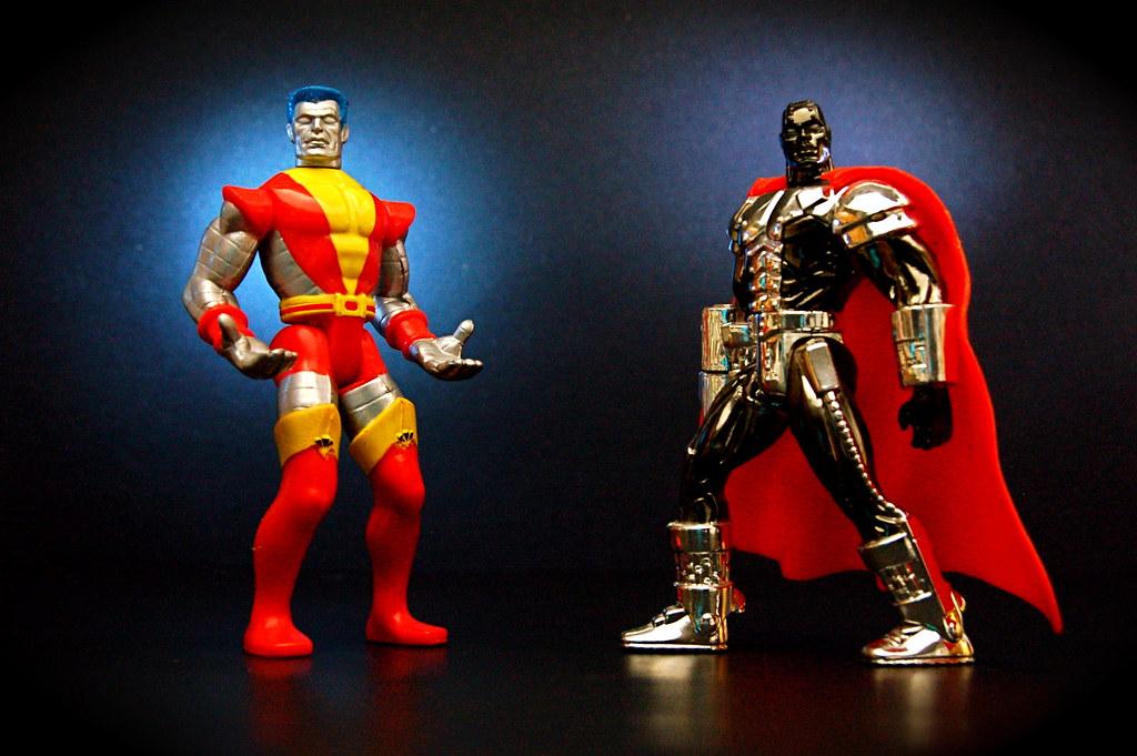 Colossus vs. Steel (82/365)