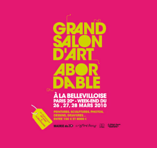 Blog hprg for Grand salon d art abordable