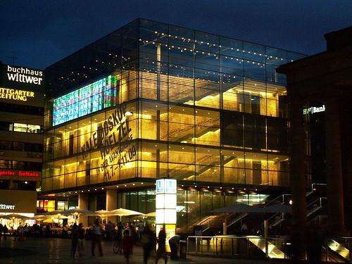 Stuttgart - Kunstmuseum
