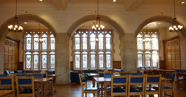 Yale Law Dining...