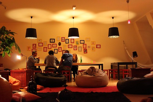 Poets hostel
